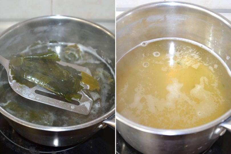 2 sollevare alghe