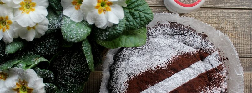 Anna in Casa: ricette e non solo: Torta cioccolatosa senza farina