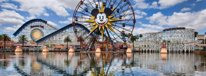 Disneyland è il parco dei divertimenti più vegan friendly