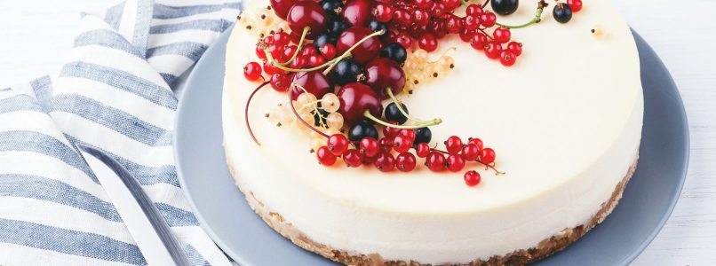 Come fare una cheesecake light (e affrontare la dieta con dolcezza)