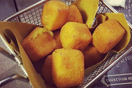 Cremini: i gnocchetti di crema fritti