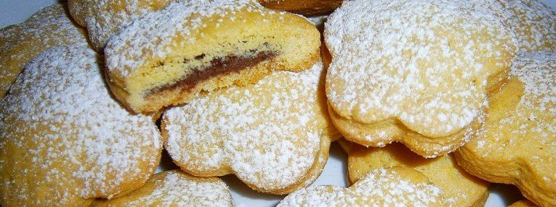 Anna in Casa: ricette e non solo: Biscotti cuor di Nutella