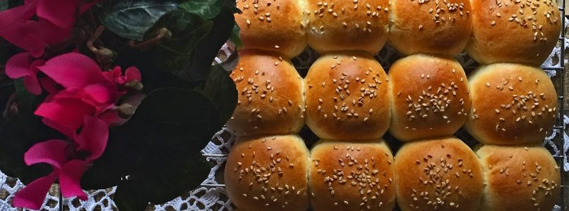 Cuscino di panini al latte