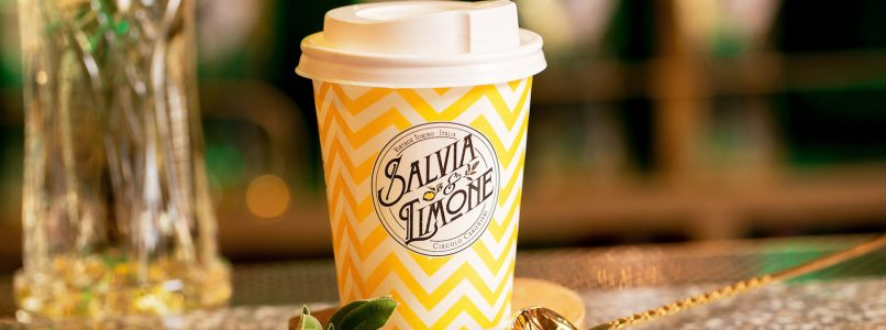 Salvia & Limone Take Away, i nuovi cocktail on the go