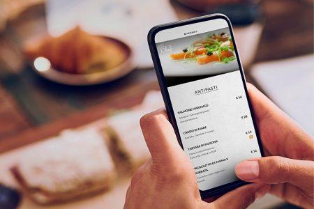 Come il Covid-19 ha cambiato i menu dei ristoranti, tra app e QR Code