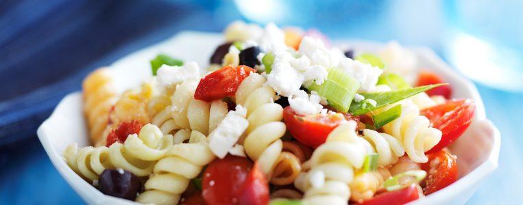 Paste fredde vegetariane - La Cucina Italiana