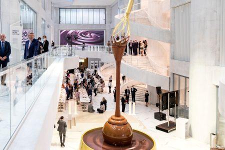 Lindt ha inaugurato un nuovo museo interamente dedicato al cioccolato