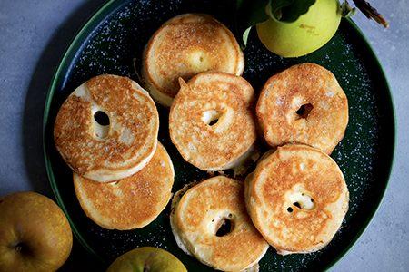 Pancake di mele, ricetta e consigli