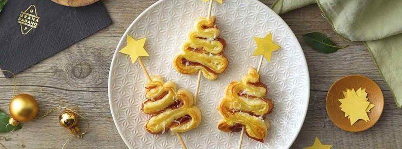 5 antipasti di Natale da preparare con il Grana Padano