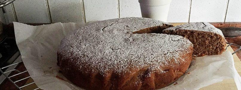 Anna in Casa: ricette e non solo: Torta morbida con farina di castagne