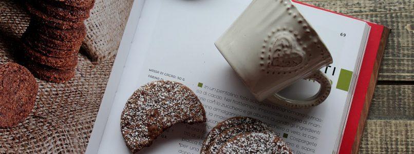 Biscotti al cioccolato senza glutine e senza burro