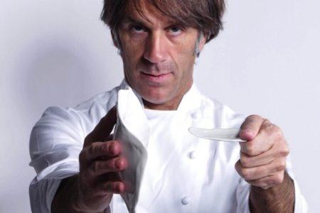 La coppia dell'anno: Chef Davide Oldani e Kenwood
