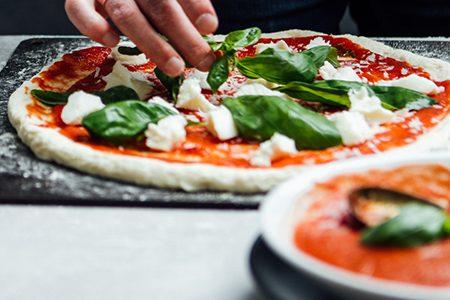 la ricetta per una pizza perfetta