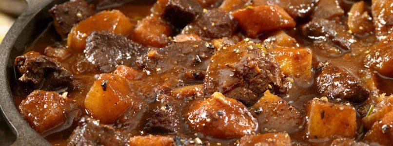 5 errori da non fare nel cucinare lo spezzatino di carne