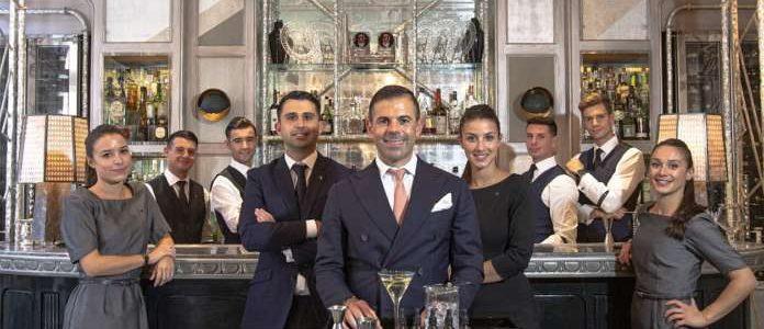 50 Best Bars: Italia sul tetto della miscelazione con il team del Connaught bar