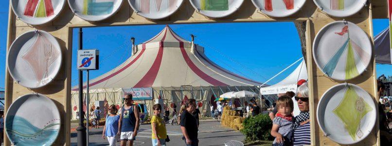 Al Mèni 2019 a Rimini, torna il Circo 8 e ½ dei sapori con Massimo Bottura e 24 grandi chef