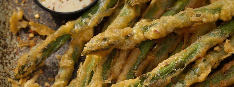 Asparagi: mai provati fritti? La ricetta