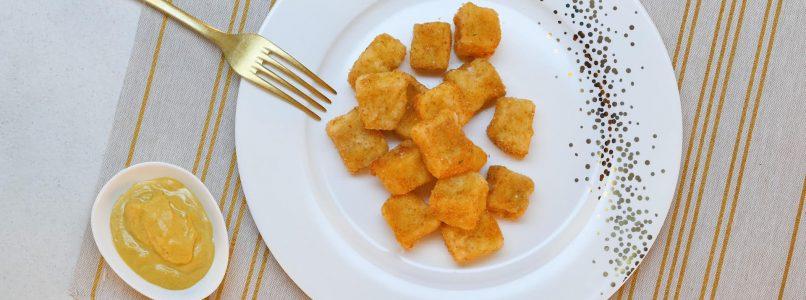 Baccalà fritto con salsa alla senape