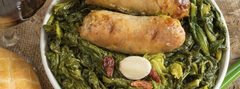 Cime di rapa e broccoletti. Due ricette tipiche della tradizione
