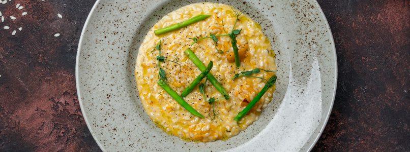 Come fare il risotto senza brodo