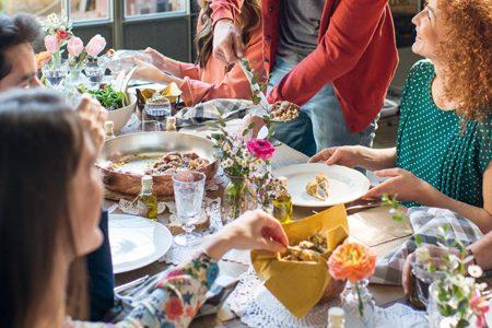 Consigli su come preparare la perfetta cena di primavera