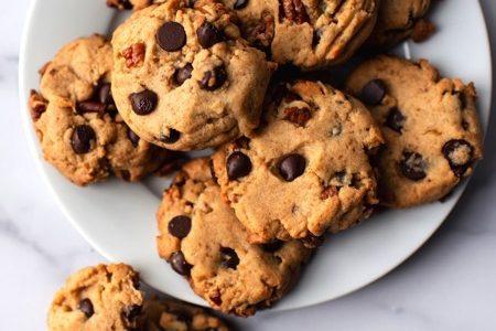Cookies senza burro e uova: buoni, leggeri e vegan