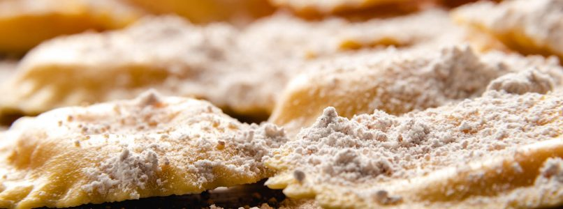 I tortelli mugellani: un mix di Emilia e Toscana