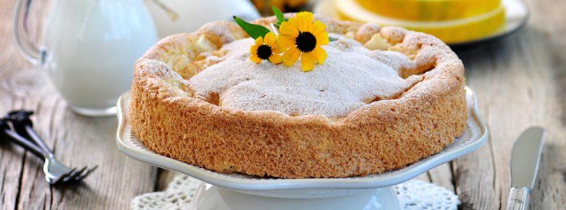 Il melone in una torta soffice: la ricetta