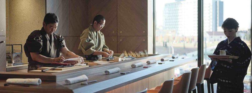 Iyo Aalto, il migliore sushi (e non solo) sopra Milano