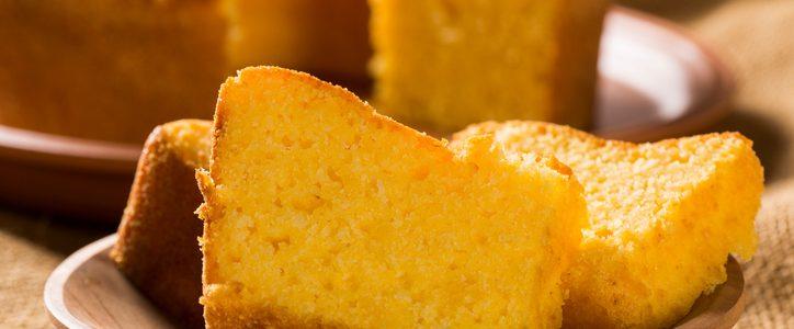 La ricetta della torta di mais