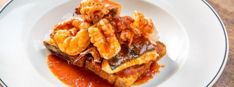La zuppa di pesce (italiana) come la fanno a NYC