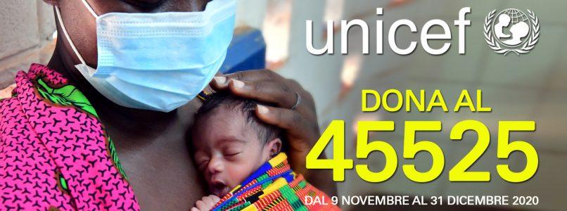 Malnutrizione, UNICEF lancia campagna di raccolta fondi