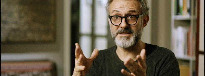 Massimo Bottura ospite di #OraDiCena, in diretta Instagram
