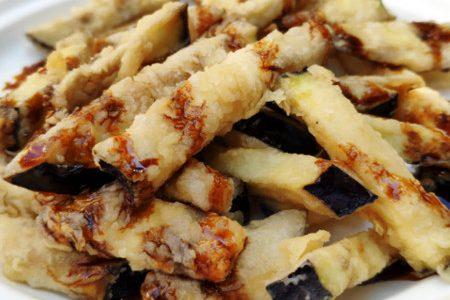 Melanzane fritte con miele: la ricetta andalusa