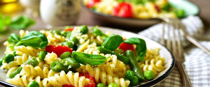 Pasta fredda vegetariana: spunti e ricette