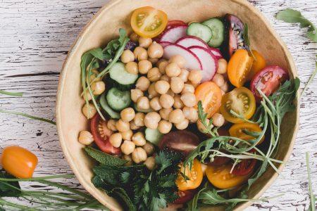Piatti vegetariani: 5 ricette facili e veloci