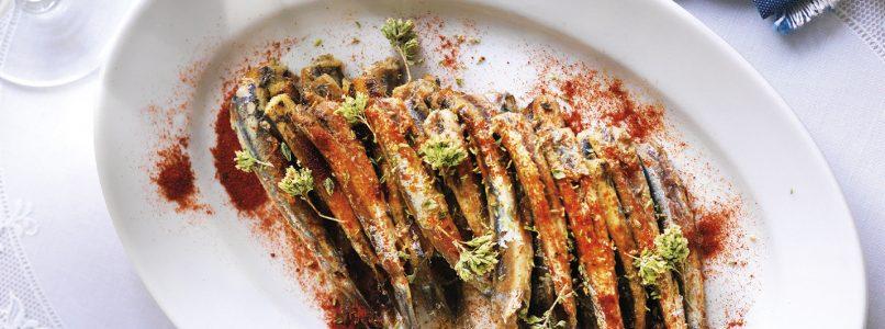 Ricetta Alici «scattiate» - La Cucina Italiana