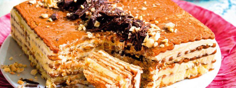 Ricetta Crema al burro e biscotti secchi