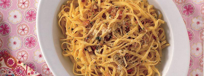 Ricetta Fettuccine all'abruzzese - La Cucina Italiana