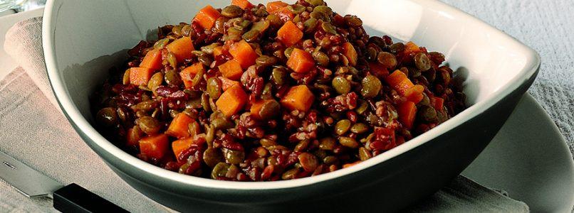 Ricetta Lenticchie in umido - La Cucina Italiana