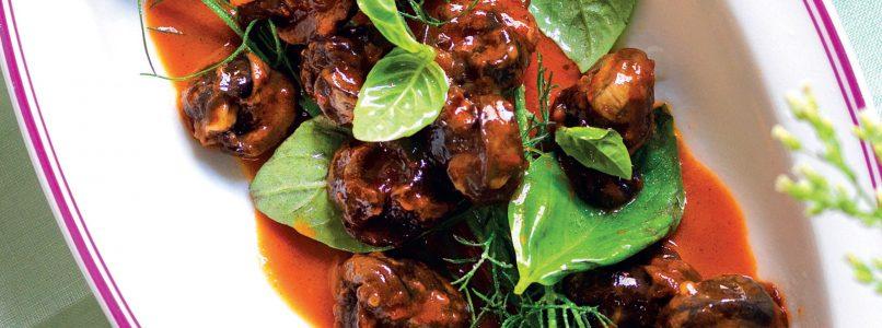 Ricetta Lumache brasate - La Cucina Italiana