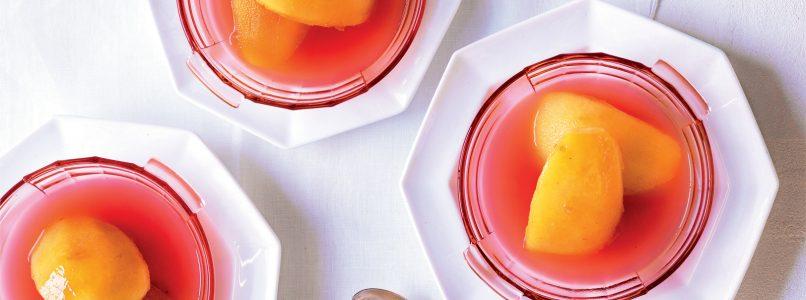 Ricetta Mele cotte e brodo di mela