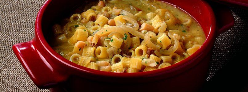 Ricetta Pasta e fagioli con le cotiche