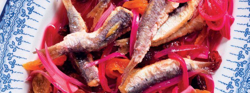 Ricetta Sarde in savor - La Cucina Italiana