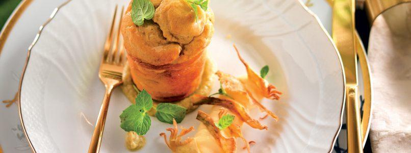 Ricetta Sformatino di carciofi - La Cucina Italiana