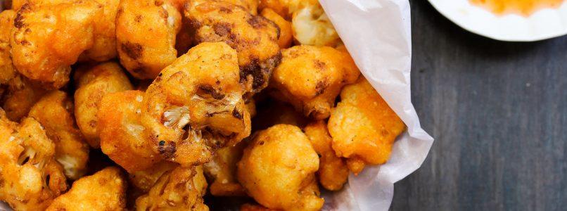 Ricetta cavolfiore fritto, una croccante bontà marchigiana