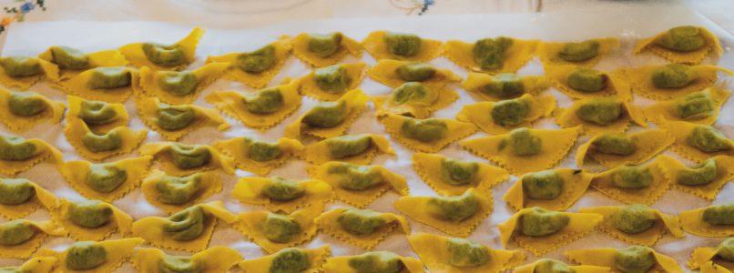 Tortelli amari di Castel Goffredo, storia e ricetta di un piatto unico