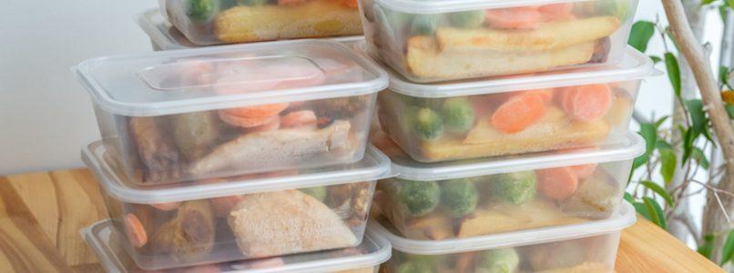 come organizzare in anticipo i pasti della settimana