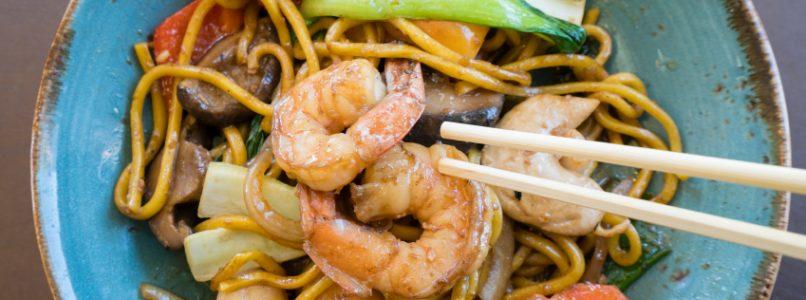 tutto quello che c'è da sapere sugli spaghetti orientali